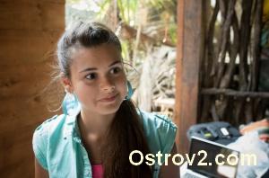 Надя Степашкина (актриса Анфиса Вистингаузен) 16 лет